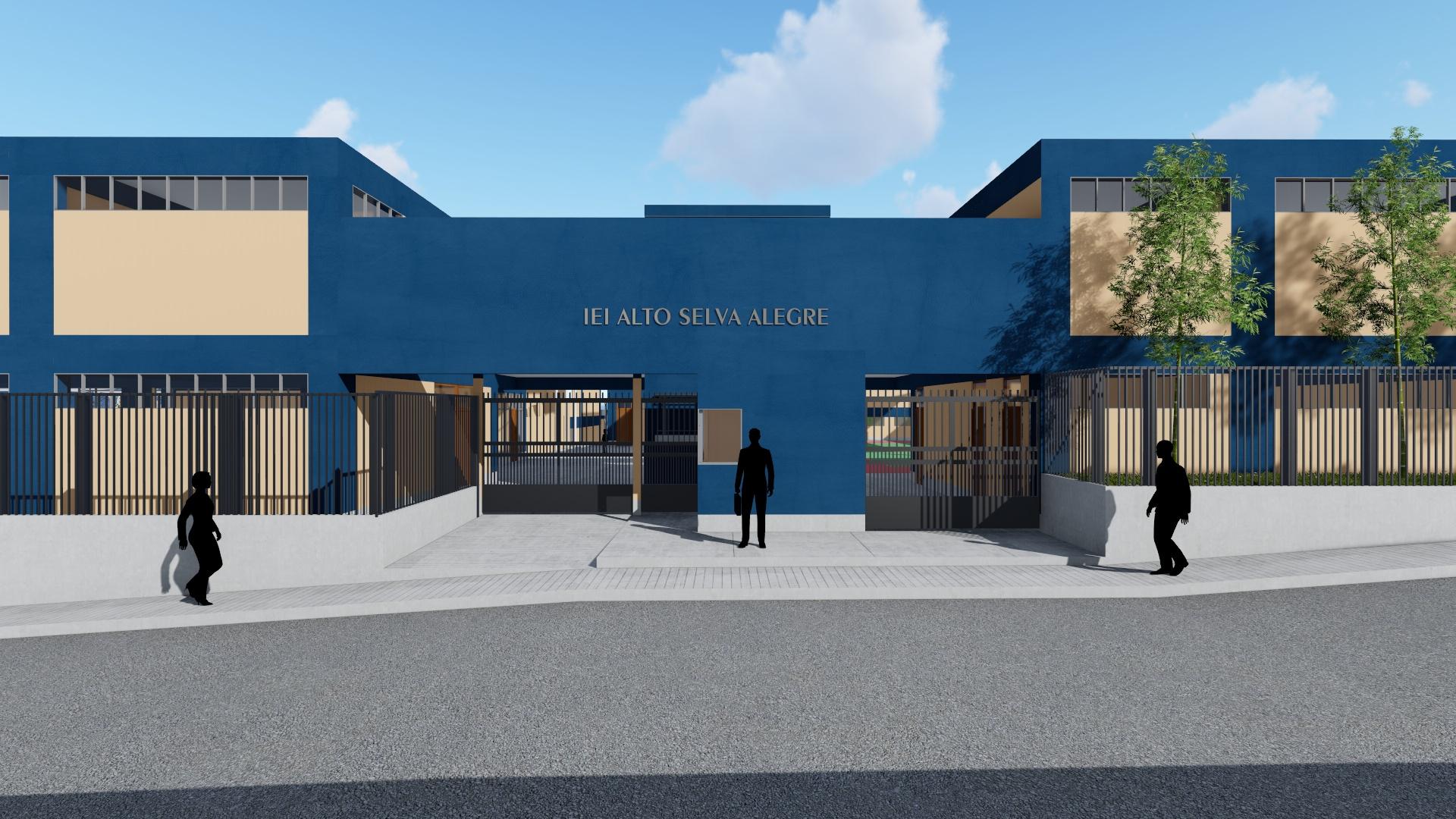 Colegio Alto Selva Alegre – Arequipa – Consultoría